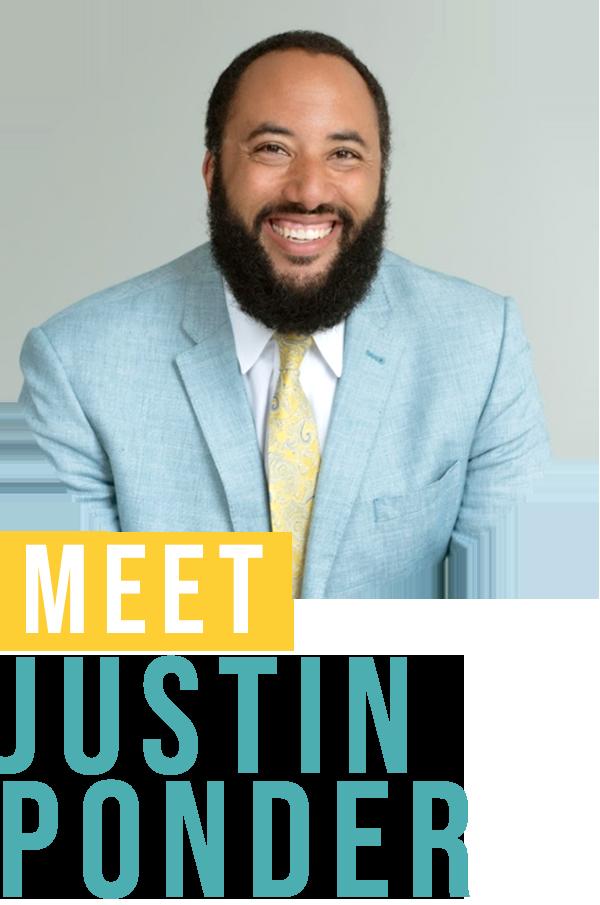 Meet Justin Ponder