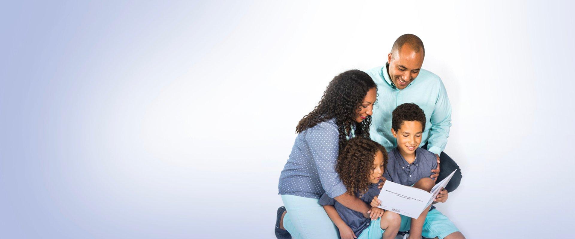 STTB Header - Family Reading