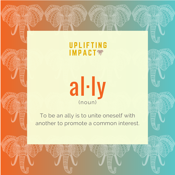 ally definition artwork